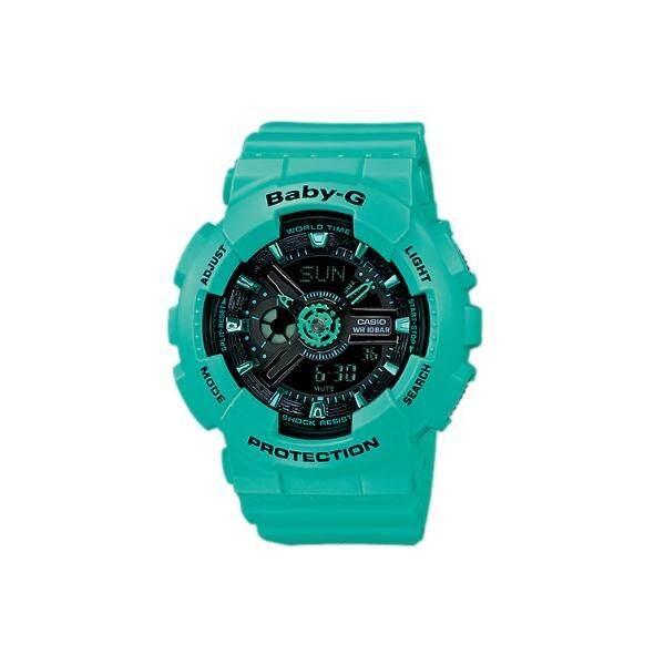 Casio BB-G BA-111-3A Ladies Neon Shock & Water Resistant Watch
