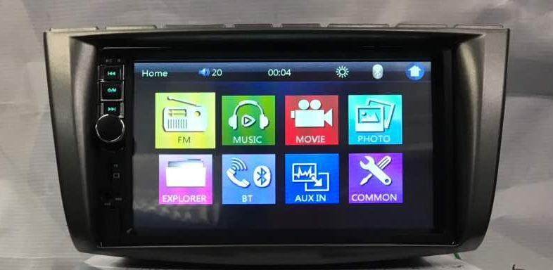 "Proton PERSONA OLD MP5 MONITOR 7"" Touchscreen Usb Bluetooth Radio Plug And Play (NO DVD)"