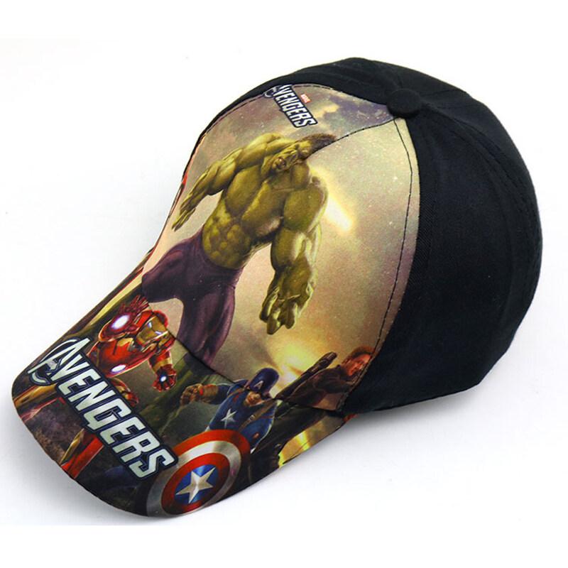 Junyeh หมวกเด็กผู้ชายราคาถูก,หมวกเบสบอลสำหรับทำกิจกรรมกลางแจ้งหมวกกีฬาลายการ์ตูนเหมาะกับเด็กวัย2-8ขวบ