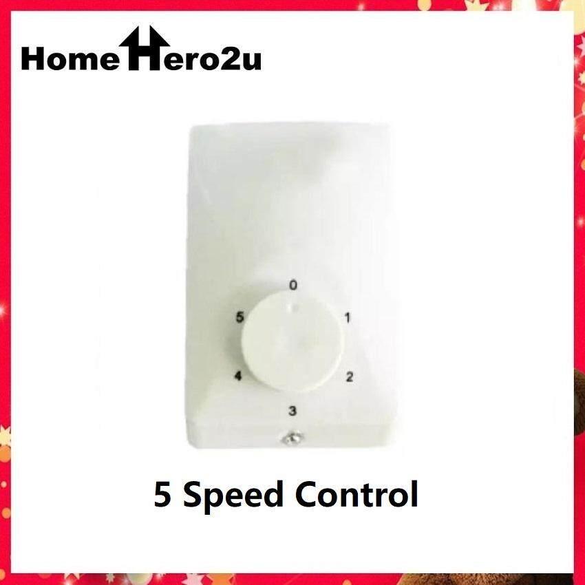 Eurowind Electronic Ceiling Fan Regulator - Homehero2u