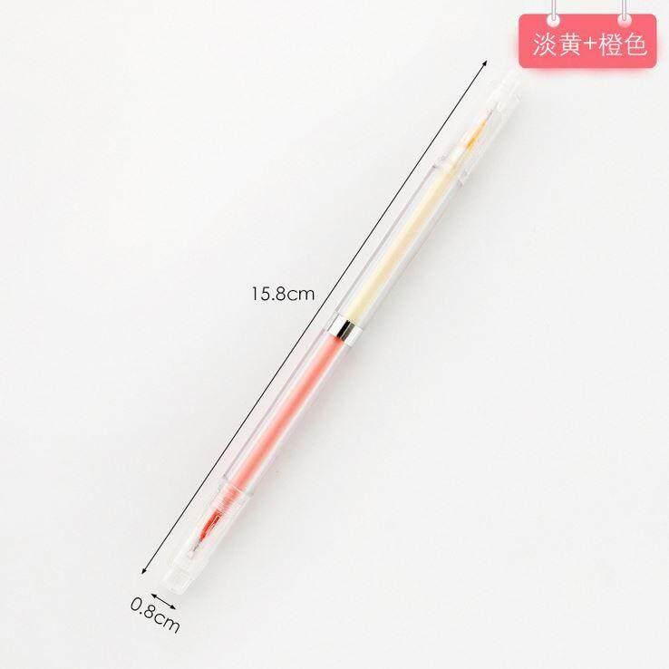 0.5mm Changeable Double Headed Ink Gel Pen ACC-029