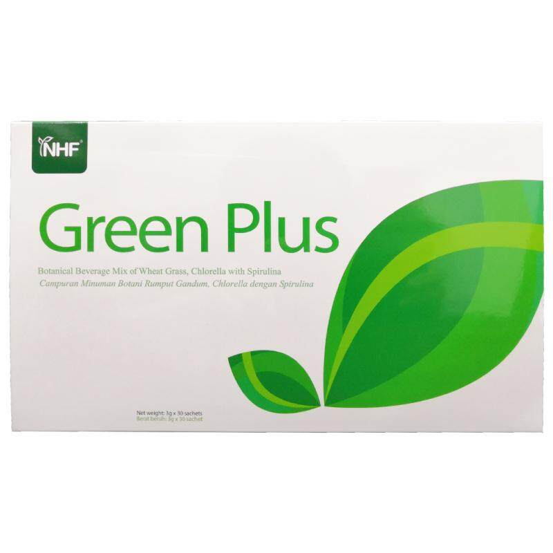 Green plus 30 sachet