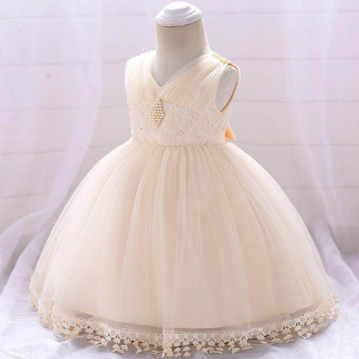 Quince Baby Princess Dress Wedding Dress