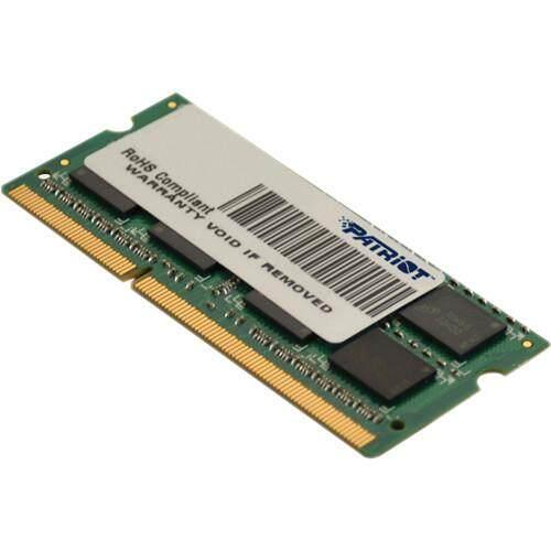 Patriot Signature Line Series PSD34G16002S DDR3 4GB Laptop Memory RAM 1600MHz SODIMM CL11