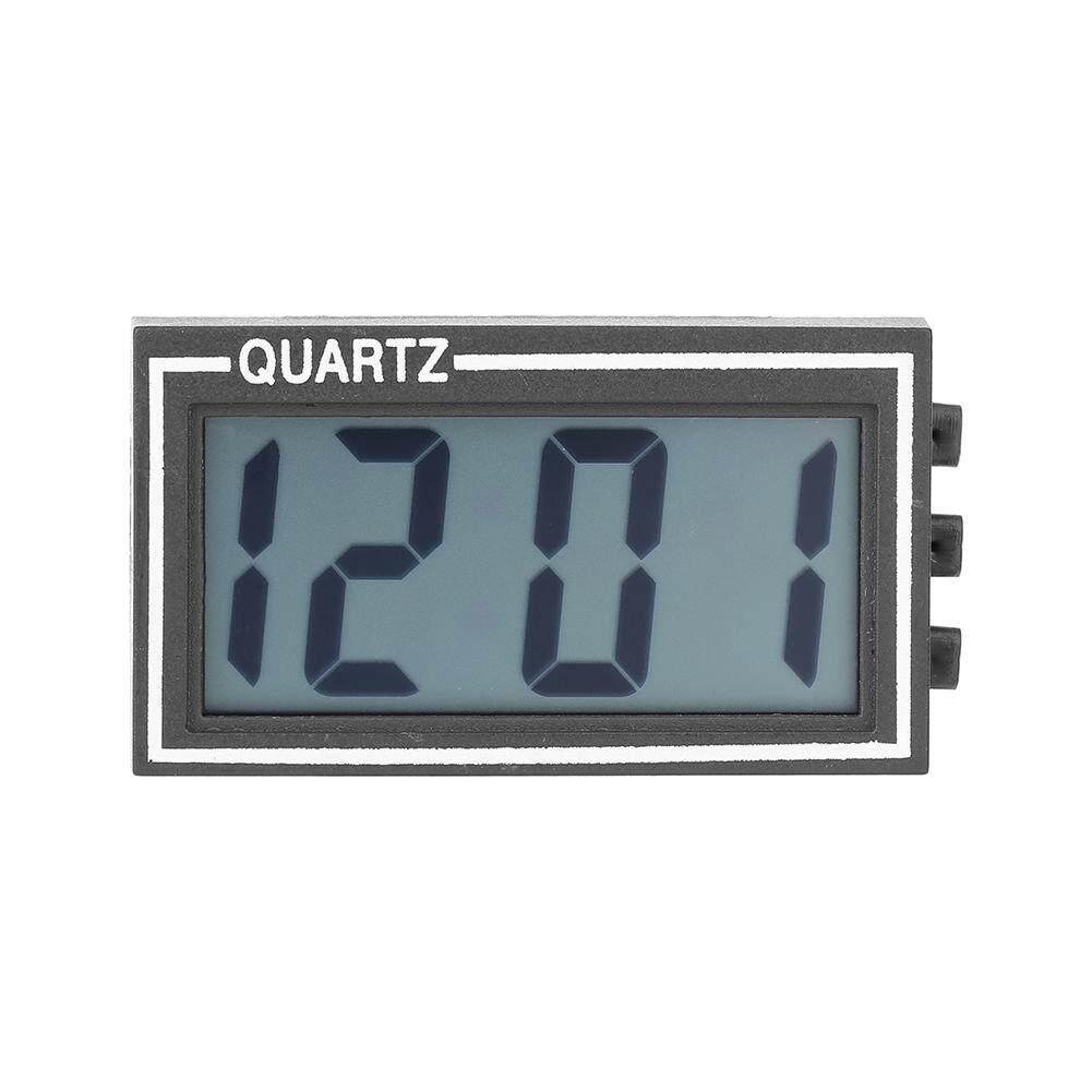 Home Entertainment - Auto Car Dashboard Desk Digital Clock Time Date LCD  Screen