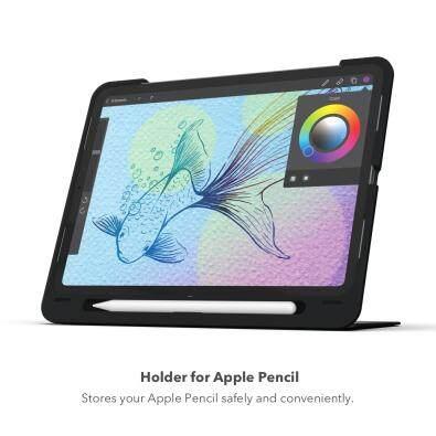 Apple iPad 9.7 - Original ZAGG-Keyboard Case - Slim Book Go