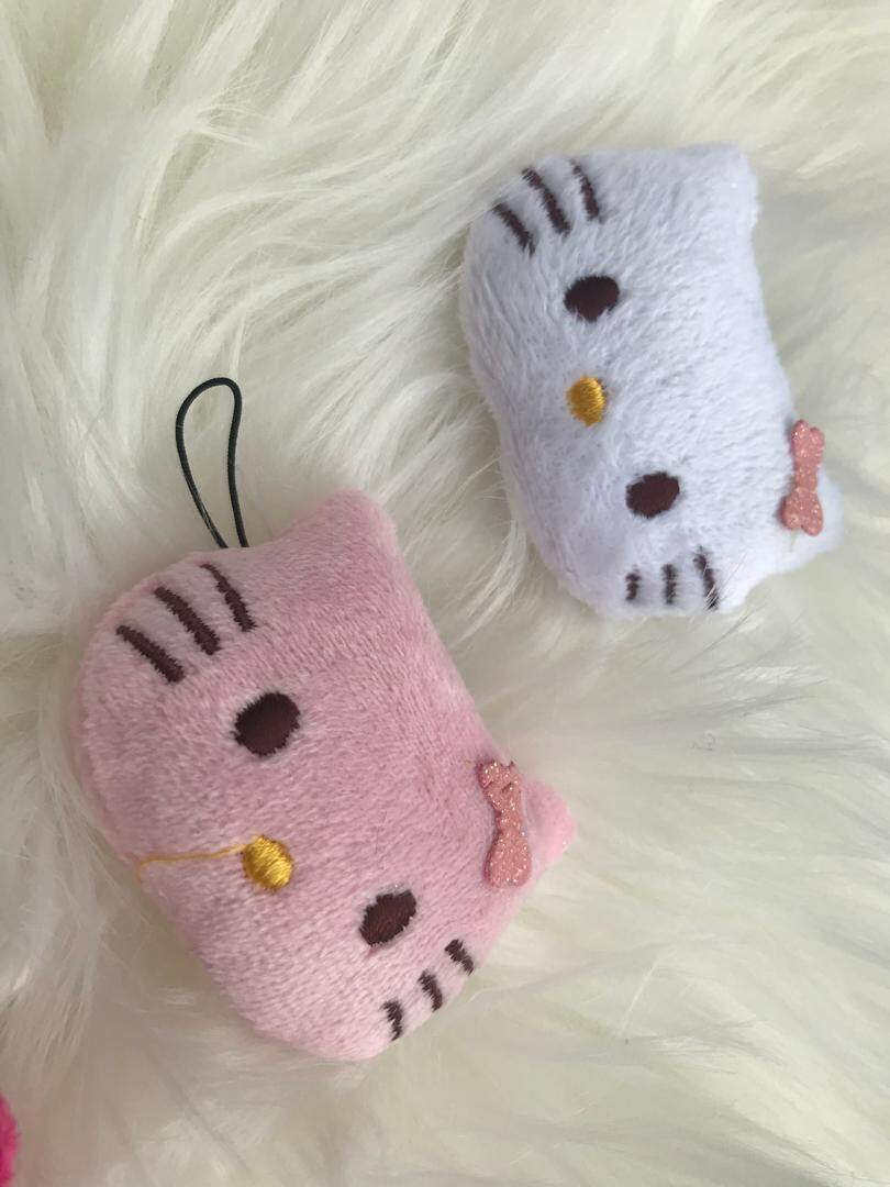 Perfect Door Gift Wedding Gift Key chain Present Kitty Cat Soft Toys toys for girls