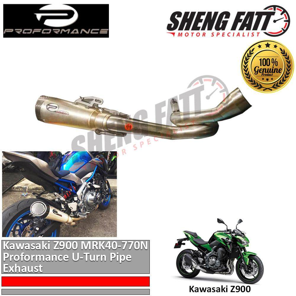 Kawasaki Z900 MRK40-7700N Proformance U-Turn Pipe Exhaust