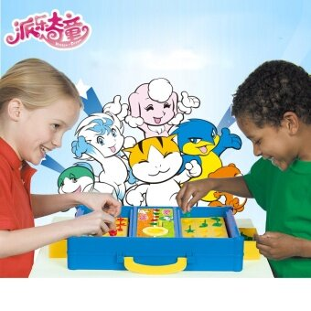 100fun right touch children's educational interactive parent and child toys