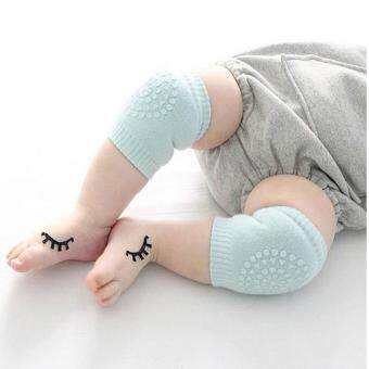 2* Kid Baby Knee Pads Protector Cotton Infants Safety CrawlingElbow Leg Cushion - 4