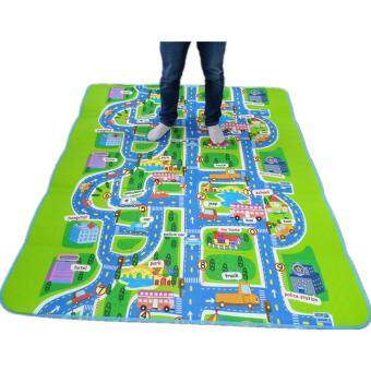 (200*160*0.5CM)Infant children eva foam puzzle play mat babyalfombra flooring room playmate for kids activity floor crawlingmat with carpet