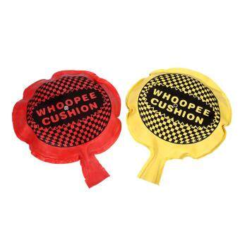 Harga 2Pcs Creative Whoopee Cushion Jokes Gags Pranks Noise Maker TrickFunny Fools Day Toy Fart Pad