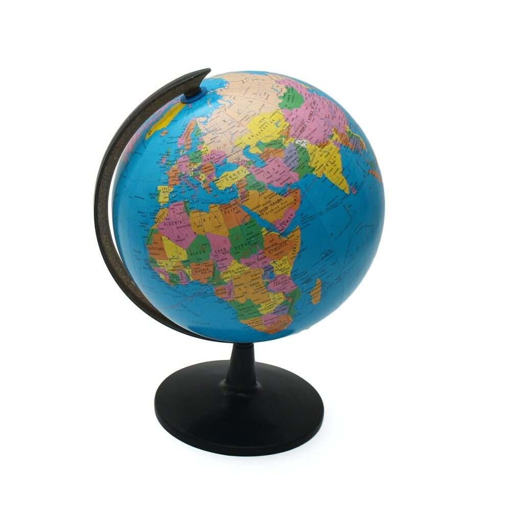 Geography puzzle toys for sale geography toys online brands 32cm rotating world earth globe atlas map geography education toy desktop decor intl gumiabroncs Image collections