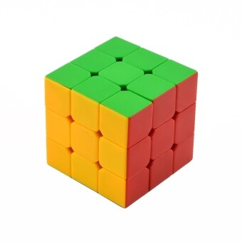 3x3x3 Magic Rubik's Cube ( Multicolor)