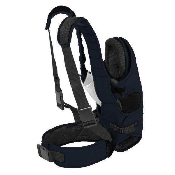 4 Position Safety Baby Carrier Navy Blue