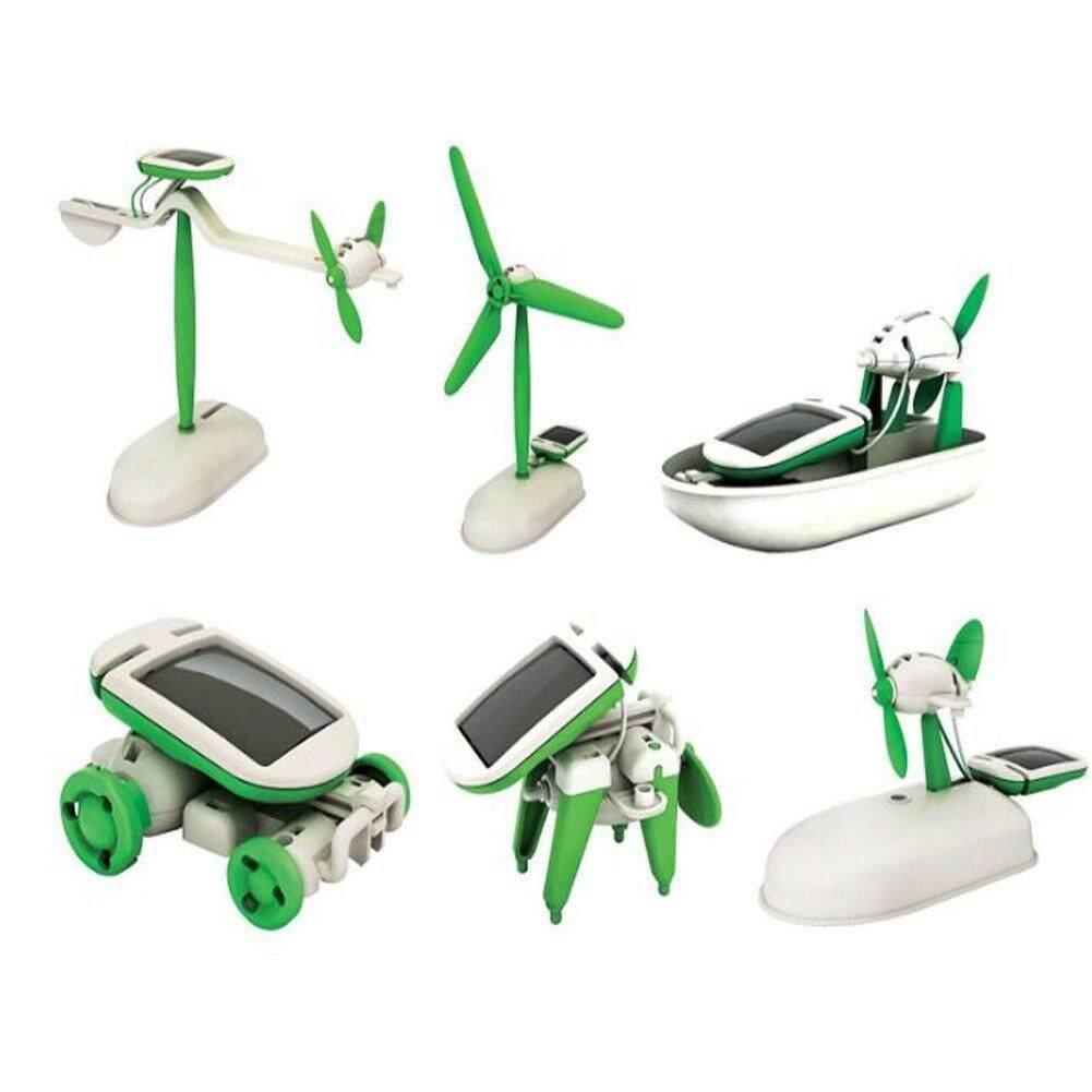 6 in 1 Educational Solar Kits