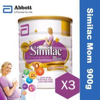 Abbott Similac Mom 900g X 3