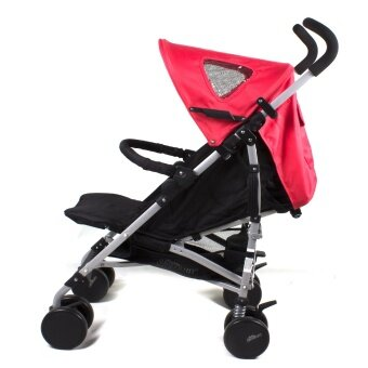 Anakku Signature Baby Buggy (Red) - 3