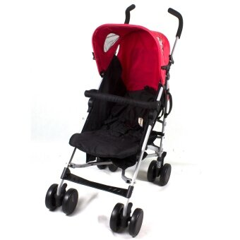 Anakku Signature Baby Buggy (Red)