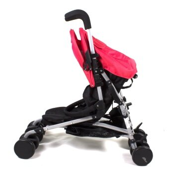 Anakku Signature Baby Buggy (Red) - 5