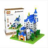 Architecture/Building Series: New Swan Stone Castle Loz 9380 Nano/Diamond Block