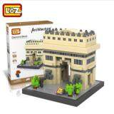 Architecture/Building Series: Paris Triumphal Arch Loz 9377 Nano/Diamond Block[Nanoblock Compatible]