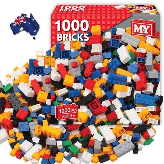 Australia 1000 Piece Building Set Bricks Building Blocks Toy (Age 6+)
