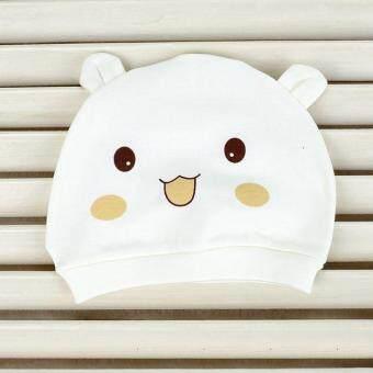 Musim Gugur Topi Bayi Katun Hangat Topi Kupluk Balita Topi Anak-anak  Laki-laki 76e734b300