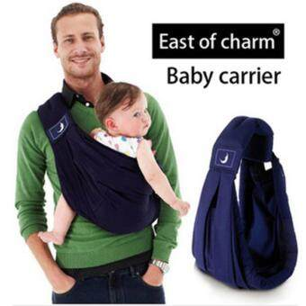 Harga Baba Sling Baby Carrier High Quality Organic Cotton Baby BackpackCarrier Anti-skidding Sponge Baby Suspenders