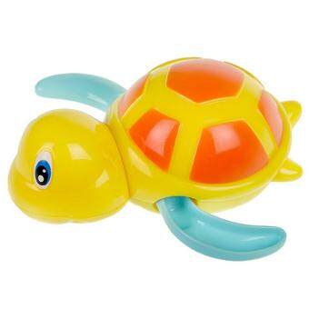 Harga Baby Bath Toy Cute Turtle Swimming Buddy Bathtub Toy Shower ToysWind-Up Bath Time Toy Floating Bath Tub Toy 3 colors for ToddlersNew Born Kids