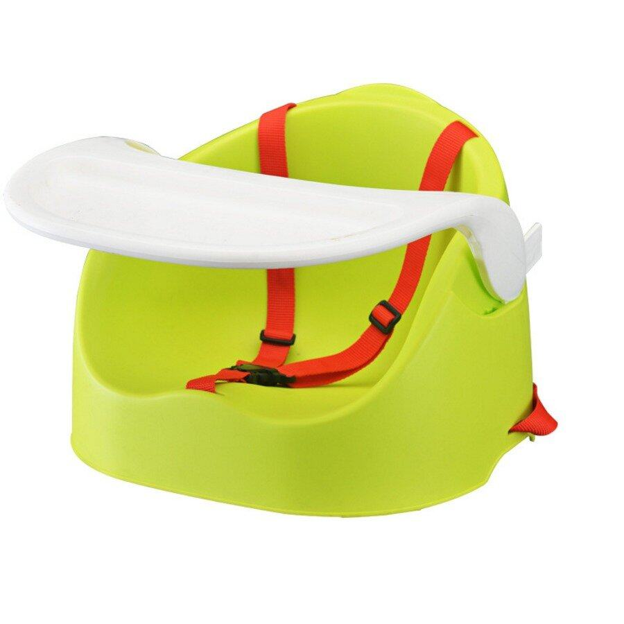 Baby Booster Seat Portable Baby Dining Chair (Stylish Green ...