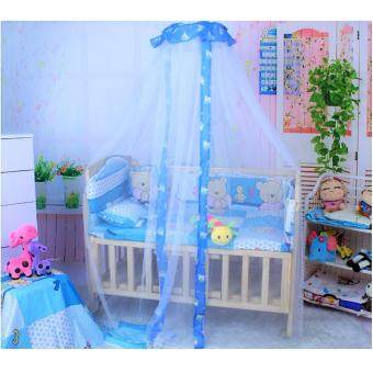 Harga Baby Crib canopy mosquito net Baby Cot mosquito net For baby Bedwith Stand