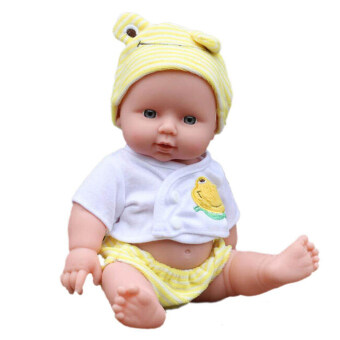 Baby Doll Silicone Lifelike Baby for Girl Gift