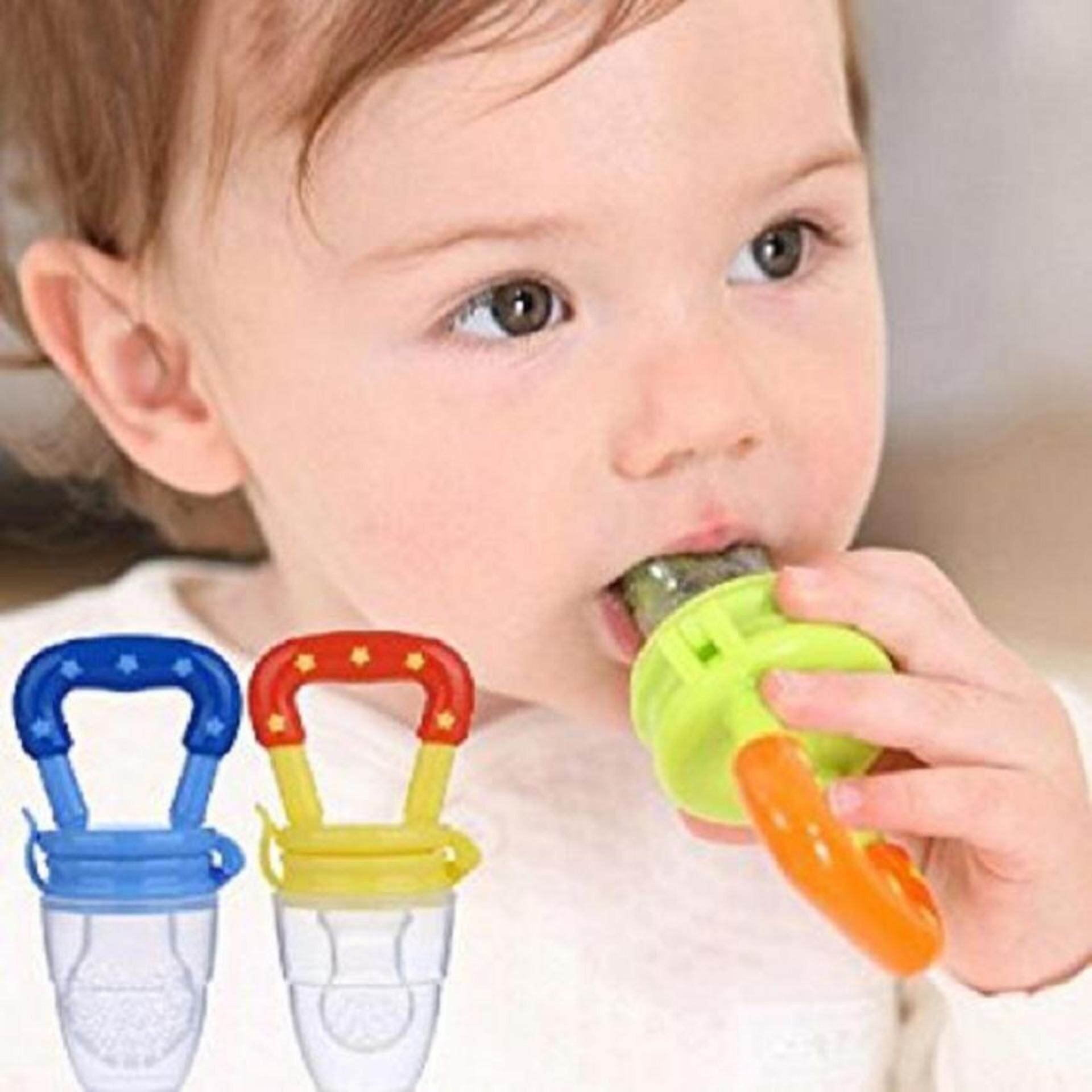 Baby Fruit Feeder - Pacifier type (L)