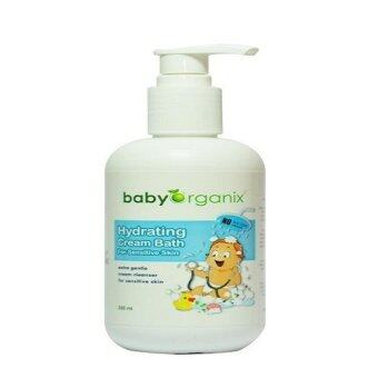Harga Baby Organix Hydrating Cream Bath 250ml