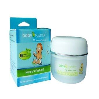 Harga Baby Organix Nature First Aid Cream 30g