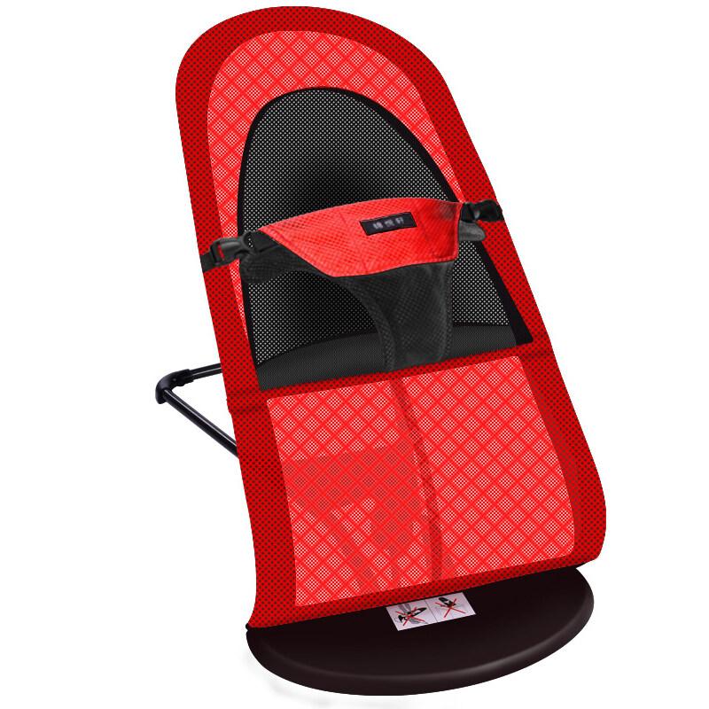 Bayi Rocking Kursi Kursi Kursi Kursi Goyang untuk Menenangkan Bayi Yang Baru Lahir Cradle untuk Bayi untuk Tidur untuk Menyeimbangkan- internasional