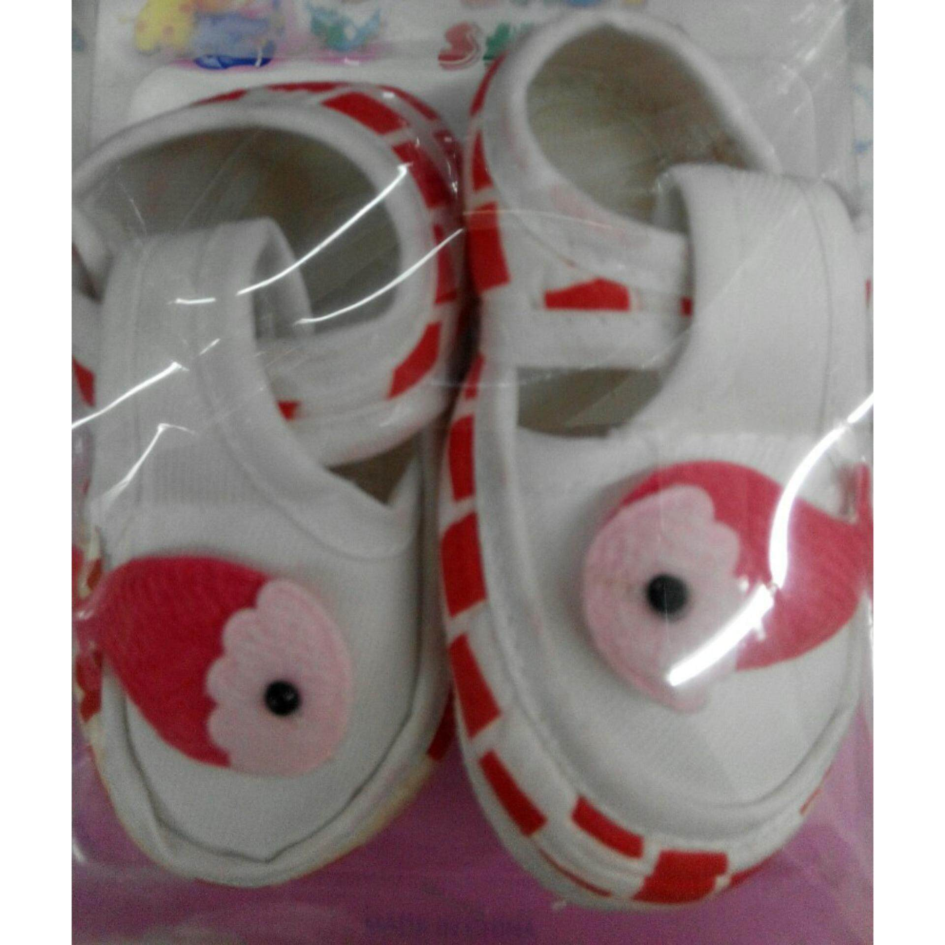 Iwalkerone7 New Arrival Musi White Nokha Sneakers Women Putih 39 Baby Soft Sole Crib Shoes