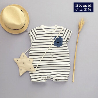Baby summer newborn children 0-3 a month 6 Piece clothes