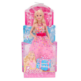 Harga Barbie girl's fairy tale set suit gift box Barbie doll