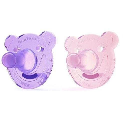 [BB28] Philips Avent Soothie Bear Shaped (2 in 1 pack)  100% original