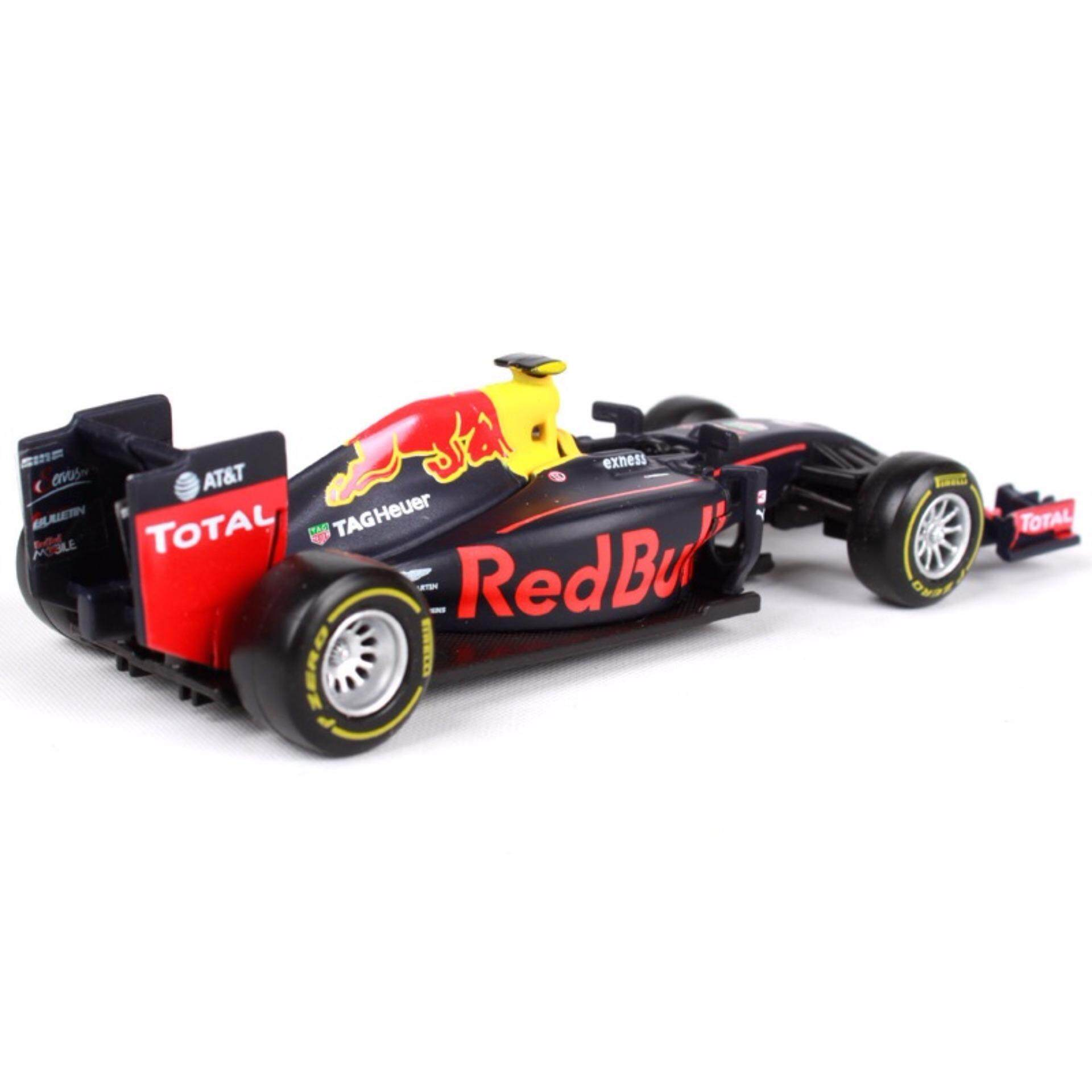Bburago 1 43 F1 2016 Red Bull Balap RB12 3 Daniel Ricciardo Die-Cast ... 880fc1b0d5