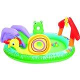 BESTWAY 211 x 155 x 81cm Play & Grow Pool inflatable interactive pool swimming kids family