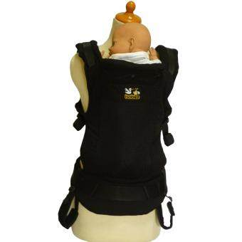 BOBITA SSC ERGONOMIC BABY CARRIER (BLACK)