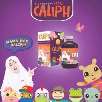 Harga Caliph Jus Minda Supplement [ORIGINAL PRODUCT]