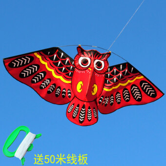 Cat Head Eagle birds color gorgeous breeze easy to fly kite