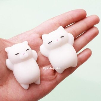 Cat Kitten Mochi Squishy Squeeze Healing Toy
