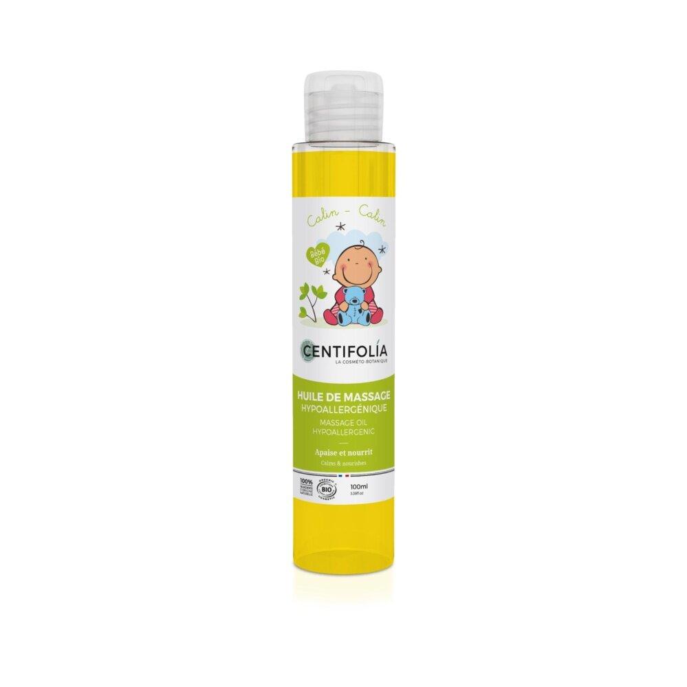 [Centifolia Bebe] Massage Oil - 100ML