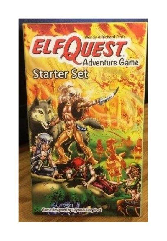Cheeky Dingo Games Elfquest Adventure Game - intl