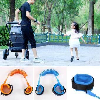 Children Anti Lost Belt Stretchable Baby Safety Harness Anti-lostStrap Wrist Leash Walking Hand Belt